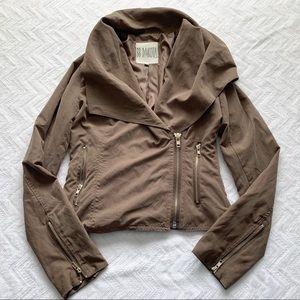 BB Dakota Moto Zip Jacket
